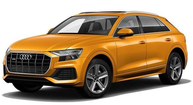 Audi Q8 Premium 55 TFSI quattro 2021 Price in France
