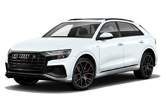 Audi Q8 Premium 55 Tfsi Quattro Awd 2020 Price In Dubai Uae Features And Specs Ccarprice Uae