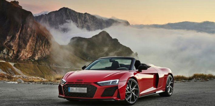 Audi R8 V10 RWD Spyder 2020 Price in Egypt