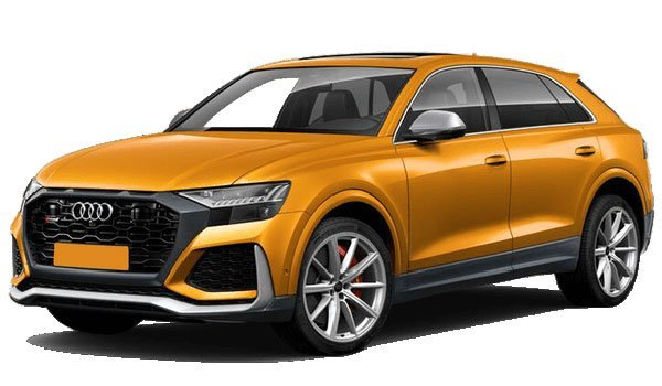 Audi RS Q8 2022 Price in Kenya