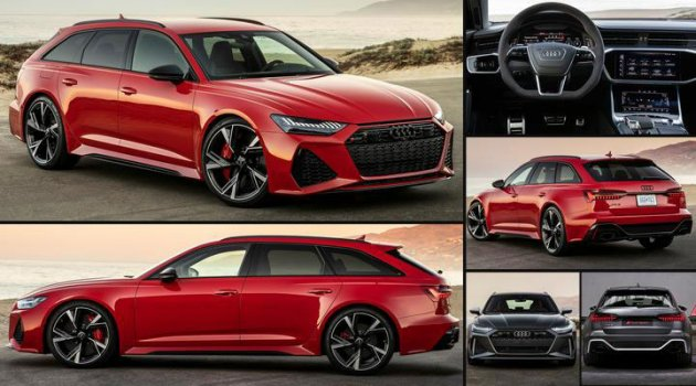 Audi Rs6 Avant 2020 Price In Canada Features And Specs Ccarprice Can