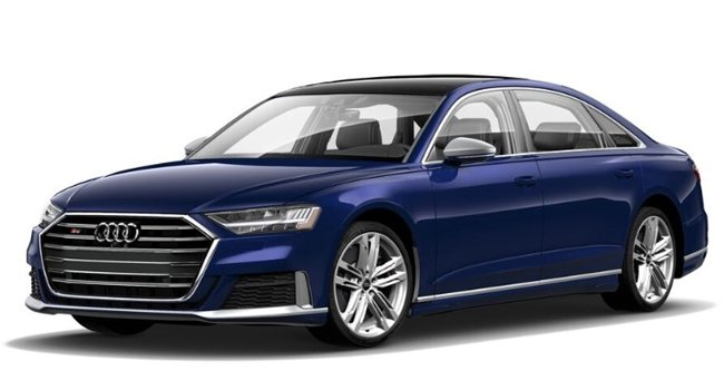 Audi S8 L 4.0 TFSI 2021 Price in Greece