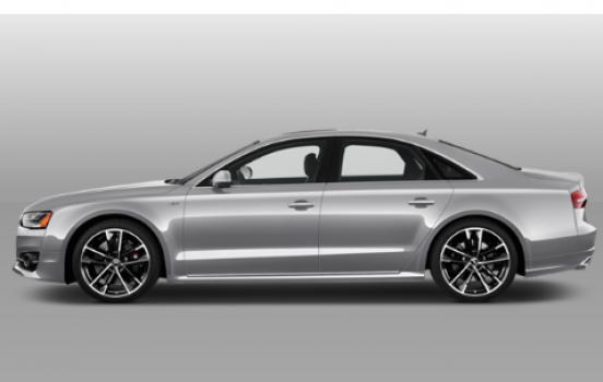 Audi S8 Plus 4.0 TFSI 2018 Price in Hong Kong
