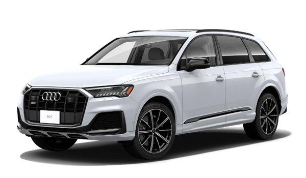 Audi SQ7 4.0T Premium Plus quattro 2021 Price in South Korea