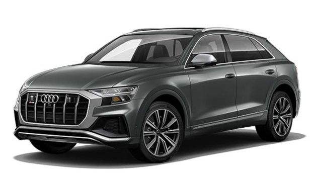 Audi SQ8 Premium Plus 4.0 TFSI quattro 2021 Price in Greece