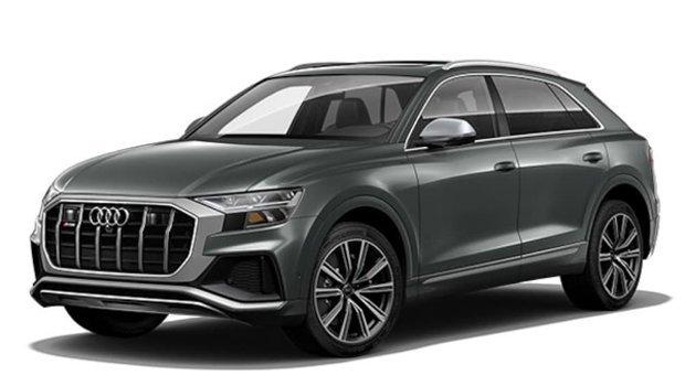 Audi SQ8 Premium Plus 2022 Price in France