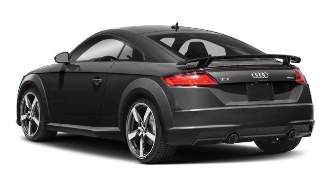 Audi TT 2.0T quattro Coupe 2021 Price in Iran