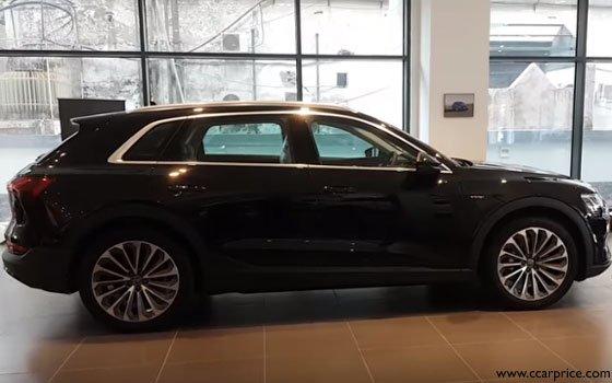 Audi E Tron 50 Quattro 2020 Price In Germany Features And Specs Ccarprice Deu