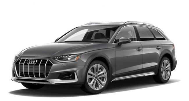 Audi A4 allroad Premium 2022 Price in Netherlands