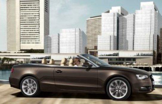 Audi A5 Cabriolet 50 (3.0L) TFSI quattro S-tronic Price in Malaysia