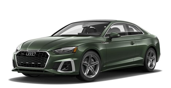 Audi A5 Coupe S line Prestige 2022 Price in Norway
