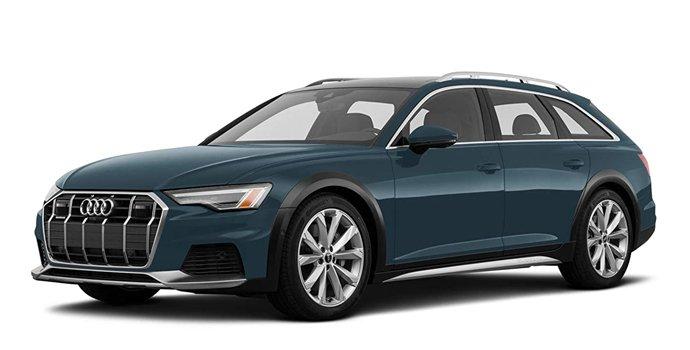 Audi A6 allroad Premium Plus 55 TFSI Quattro 2022  Price in USA