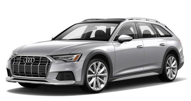 Audi A6 allroad Premium Plus 55 TFSI quattro 2021 Price in United Kingdom