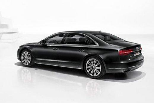 Audi A8 50 (3.0L) TFSI quattro tiptronic  Price in China