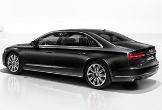 Audi A8 60 (4.0L) TFSI quattro tipronic  Price in China