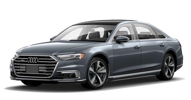Audi A8 Hybrid L 60 TFSI quattro e Plug-in hybrid 2021 Price in USA
