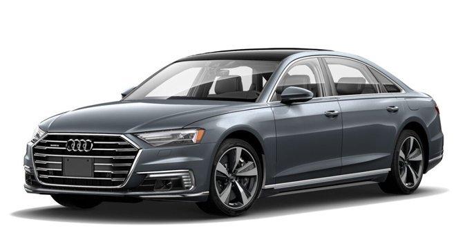 Audi A8 Hybrid L 60 TFSI quattro e Plug-in hybrid 2022 Price in Saudi Arabia
