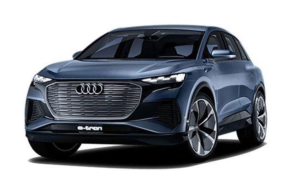 Audi Q4 e-tron 2022 Price in USA