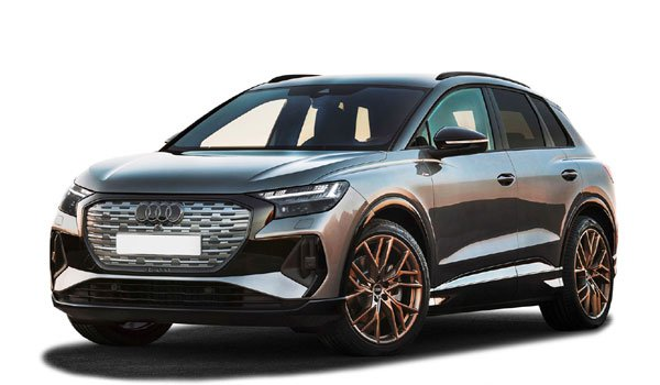 Audi Q4 e-tron 2022 Price in France