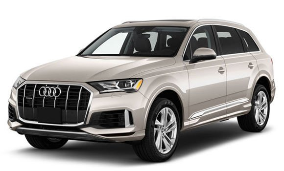 Audi Q7 Premium Plus 55 TFSI quattro 2020 Price in Germany