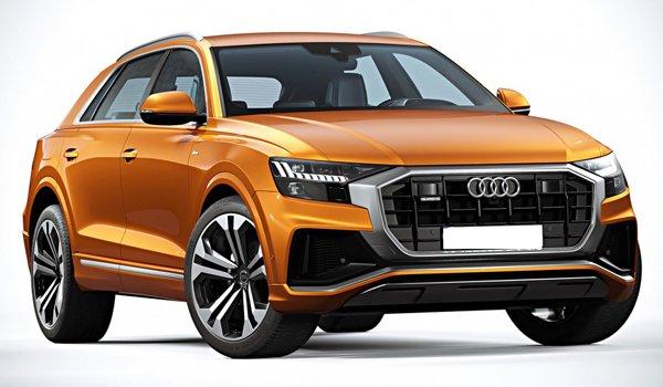 Audi Q8 Prestige 2022 Price in Hong Kong