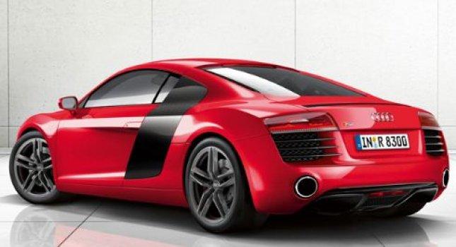 Audi R8 Coupe V8 4.2L FSI quattro Auto Price in India