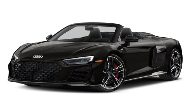 Audi R8 Spyder 2021 Price in Italy