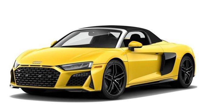 Audi R8 Spyder 2022 Price in USA