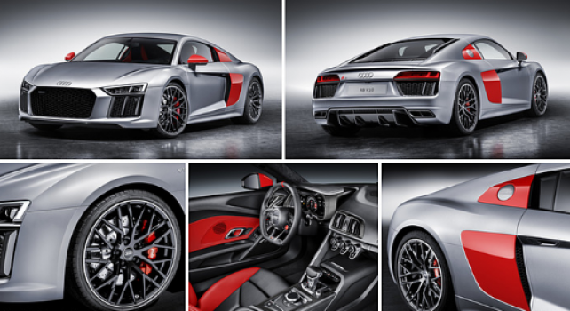 Audi R8 V10 Coupe 2018 Price in Dubai UAE