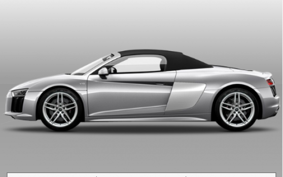 Audi R8 V10 Spyder 2018 Price in Pakistan