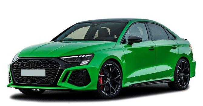 Audi RS3 2.5T Quattro 2022 Price in South Korea
