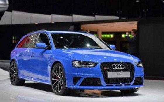 Audi RS4 TFSI Quattro  Price in France