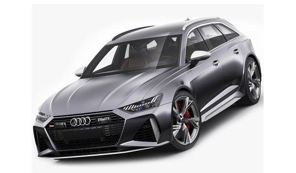 Audi RS6 Avant 2020 Price in Qatar
