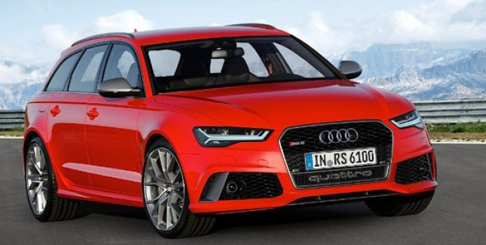 Audi RS6 Avant Performance  Price in Oman