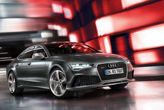 Audi RS7 4.0L TFSI quattro tiptronic  Price in China