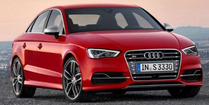 Audi S3 TFSI quattro  Price in Russia