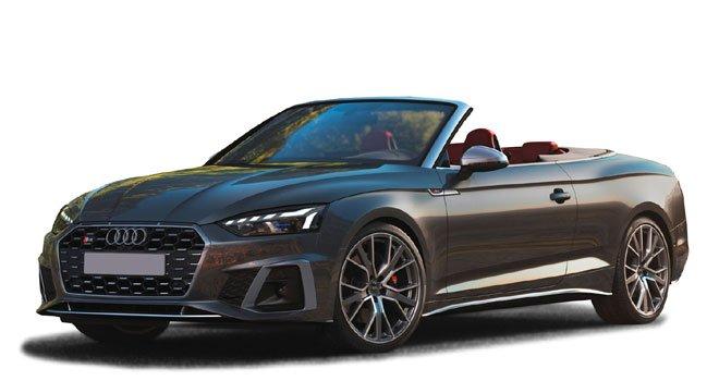 Audi S5 Convertible Premium Plus 2022 Price in France