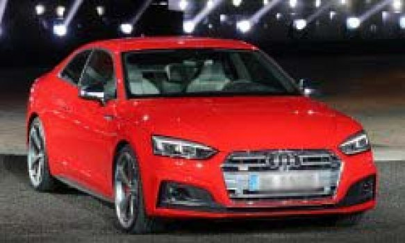 Audi S5 Coupe 3.0 TFSI  Price in Indonesia