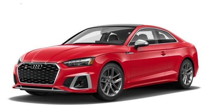 Audi S5 Premium Plus Coupe 2022 Price in Russia