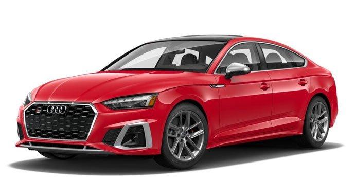 Audi S5 Sportback Premium 2022 Price in Netherlands