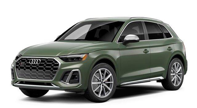 Audi SQ5 Premium 2022 Price in Kenya
