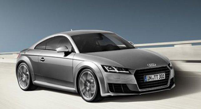 Audi TT 45 2.0L TFSI quattro S tronic  Price in France