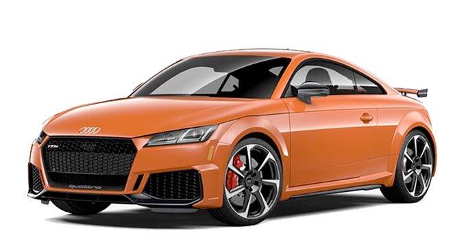 Audi TT RS 2.5 TFSI Quattro 2022 Price in Romania