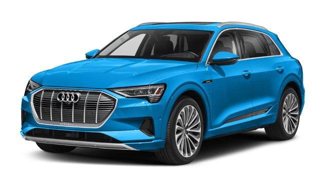 Audi e-tron Premium quattro 2021 Price in Pakistan