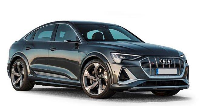 Audi e-tron S Sportback 2022 Price in Canada