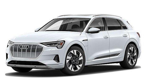 Audi e-tron Sportback Premium 2021 Price in Ethiopia