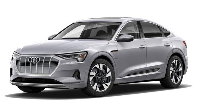 Audi e-tron Sportback Premium 2022 Price in Thailand