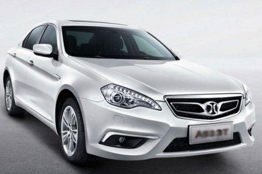BAIC A5 Luxury Price in Nigeria