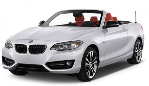 BMW 2-Series 220i Convertible Price in Egypt