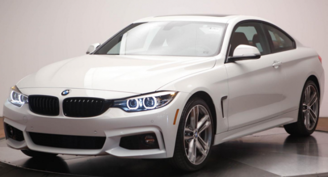 BMW 4-Series 440i Coupe 2019 Price in Indonesia